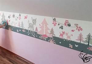 Anna Wand Lampe : kinderzimmer gestalten mit anna wand design tanja 39 s everyday blog ~ Markanthonyermac.com Haus und Dekorationen