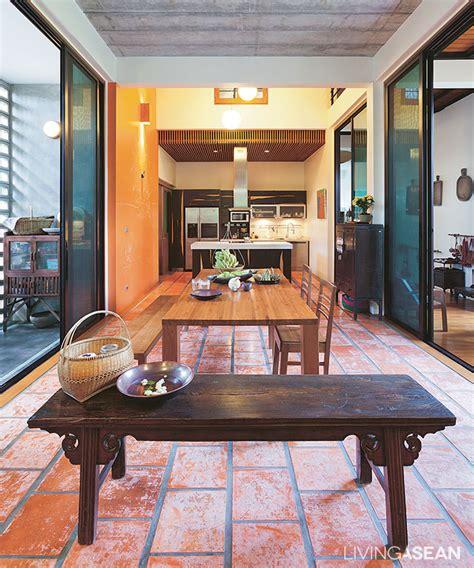 Modern Thai Style House