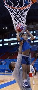 KU women's basketball clinic | KUsports.com