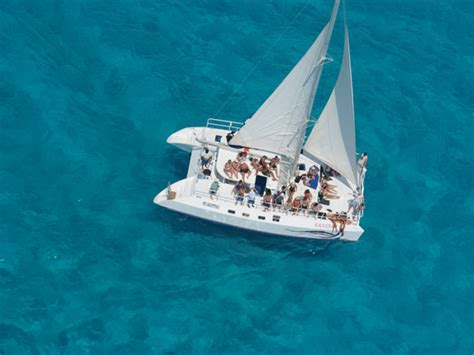 Isla Mujeres Catamaran Sailing Tour by Cancun Catamarans Sailing Tour Isla Mujeres