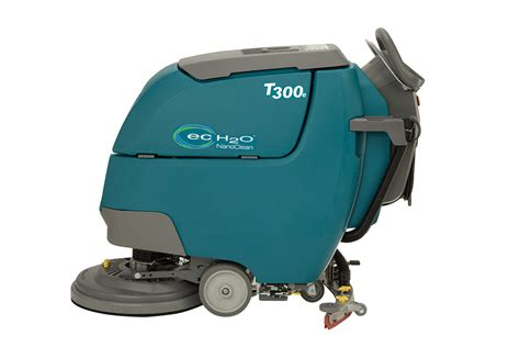 tennant t300 and t300e walk floor scrubbers 7