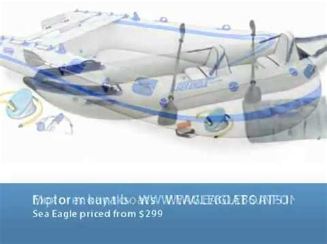 Inflatable Pontoon Boats Youtube by Used Inflatable Pontoon Boats Youtube