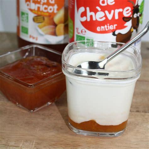 recette yaourt sans yaourti 232 re lait de ch 232 vre