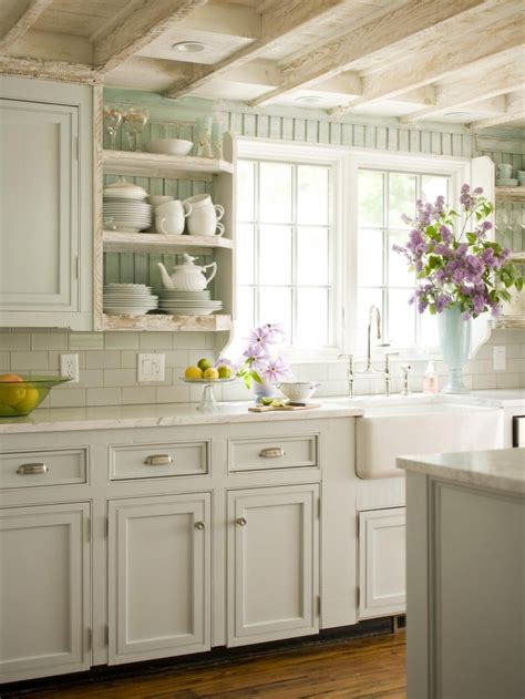 Cottage, Vintage, Shabby  French Country Cottage