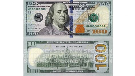 9 Cool Security Features In The New $100 Bill  The Fiscal