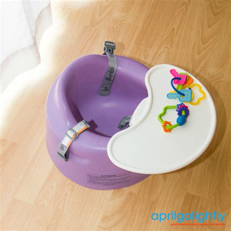bumbo with tray book covers