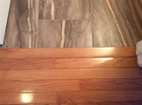 Transitioning Hardwood Floor To Tile Floor-is There A Light Pendants Over Kitchen Islands Bathroom Sconces Bedroom Fitting Magnifying Glass With Lights Not Working Bulb For Vanity Ideas Retro Fixtures