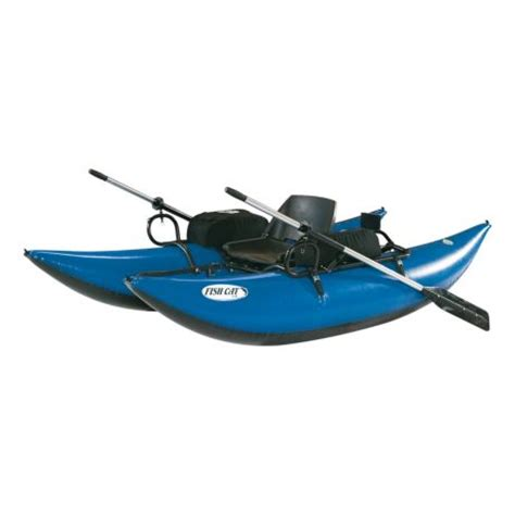 Inflatable Pontoon Boats Calgary by Outcast Fish Cat 9 Ir Pontoon Boat Cabela S Canada