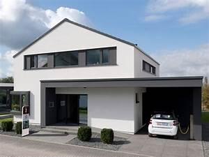 Carport Im Vorgarten : concept m 172 k ln ev pinterest house architecture and haus ~ Markanthonyermac.com Haus und Dekorationen