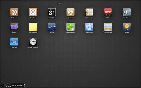 les bases du mac acc 232 s rapide aux informations fr 233 quemment utilis 233 es 224 l aide du dashboard