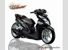Kumpulan Gambar & Foto Modifikasi Motor Honda Beat Terbaru