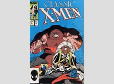 Classic XMen #10 Who Will Stop The Juggernaut? Issue