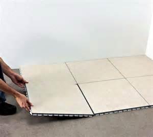 poser du carrelage sur sol vinyl