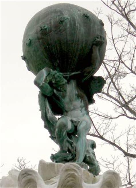 sculptures 224 b 233 ziers fontaine du titan