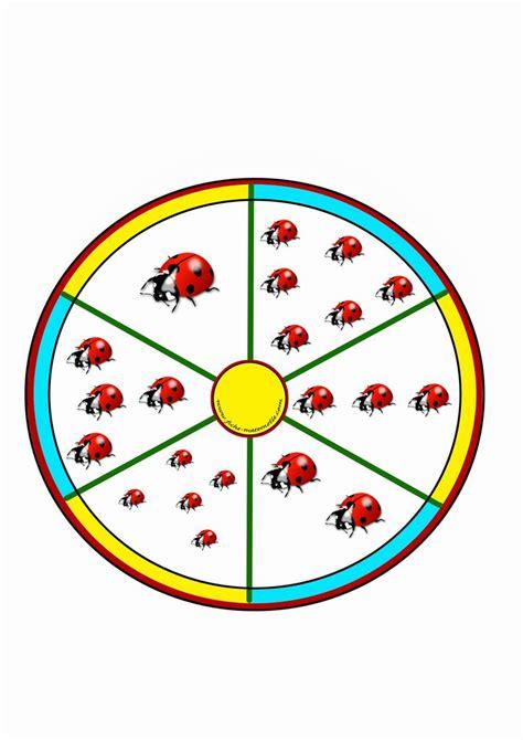 jeu math 233 matiques maternelle la roue des nombres avec pince 224 linge math