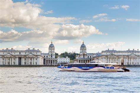 Boat Trip Down The Thames by Visit Greenwich