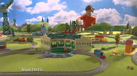 trackmaster and friends tidmouth sheds playset