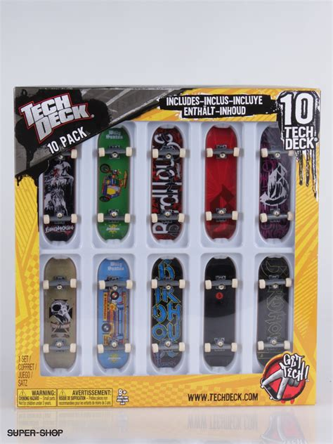 tech deck fingerboard birdhouse 10pack 01