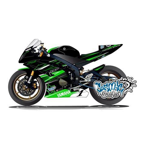 custom made to order graphic kit for 2006 2014 yamaha r6 international moto parts