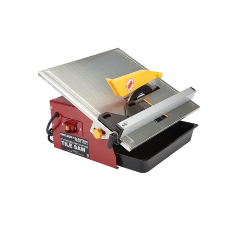 7 in portable cut tile saw