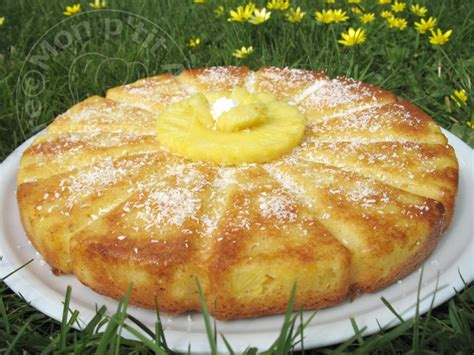 moelleux ananas coco
