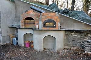 Grill Selber Bauen Mauern : grill und pizzaofen selbst gemauert grill pizzaofen kombination selbst bauen nowaday garden ~ Markanthonyermac.com Haus und Dekorationen