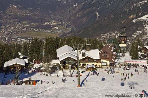 gervais station de ski alpski