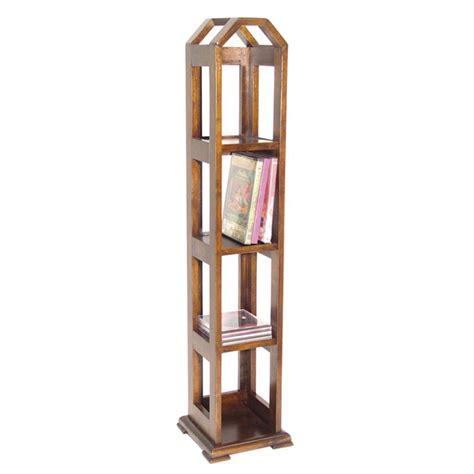 range dvd et cd en bois massif petit meuble design pour le salon