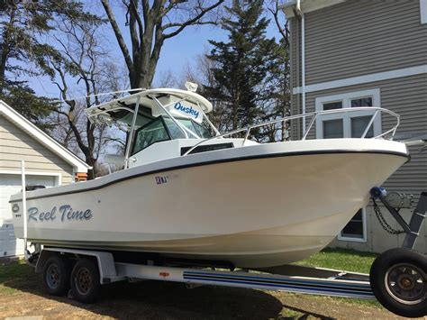 Dusky Boats Any Good by 2002 Dusky 233 Fac Repowered With Df300 The Hull Truth