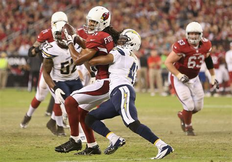 Arizona Cardinals Vs San Diego Chargers Nfl Football Game