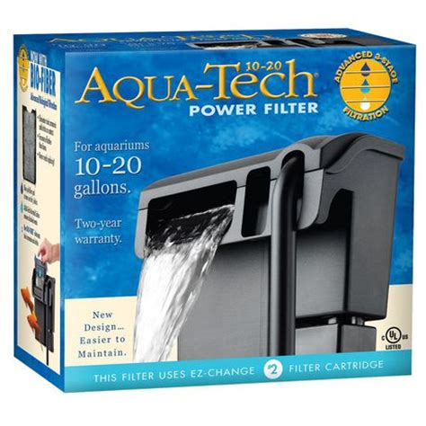filtre puissant pour aquarium aquatech 10 20 walmart ca