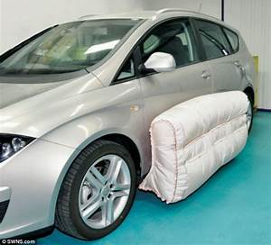 External airbags that pop up on the SIDE of cars within 30 ...