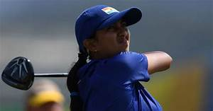 Golf: Another top-10 finish for Aditi Ashok as she ...