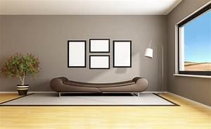Wohnzimmer Streichen Muster : ideen zum wohnzimmer streichen 5 kreative beispiele ~ Markanthonyermac.com Haus und Dekorationen