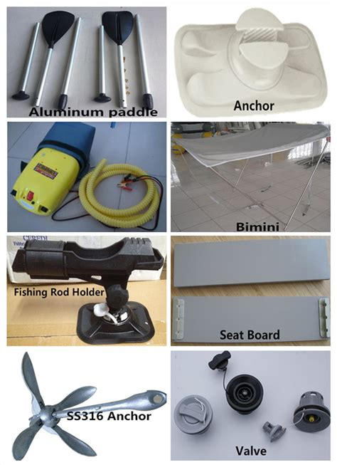 Inflatable Fishing Boat Accessories by Cheap Air Valves Inflatable Boat Fishing Accessories Buy