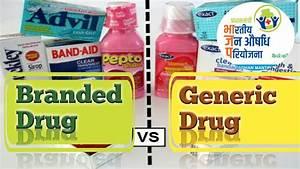 Generic Drug vs Branded Drug | Generic drug Controversy ...