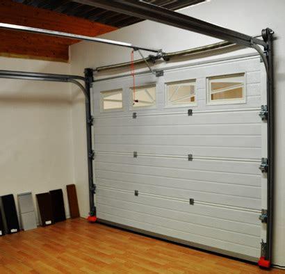 porte de garage sur mesure sectionnelle ou enroulable 224 prix bas