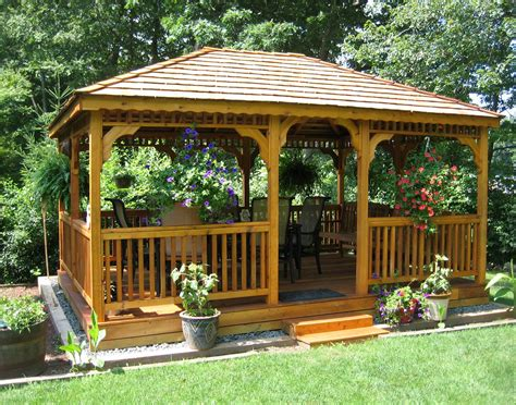 Gazebo : Wooden Garden Shed Plans Compliments Of Build