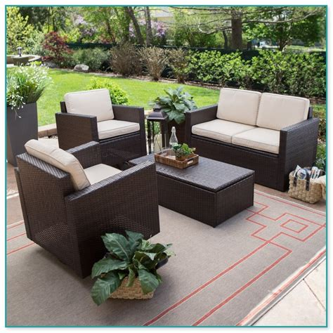 cheap outdoor conversation sets