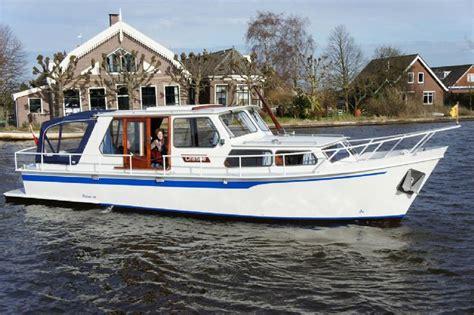 Motorjacht Huren Amsterdam by Jachtverhuur Van Der Laan Motorjacht Huren Zonder Vaarbewijs
