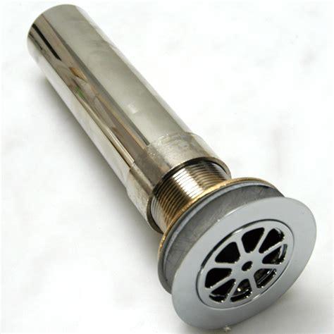 new kohler k 9118 cp sink strainer stopper w 2 quot od polished chrome ebay