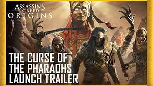 Assassin's Creed Origins Curse of the Pharaohs DLC Gets ...