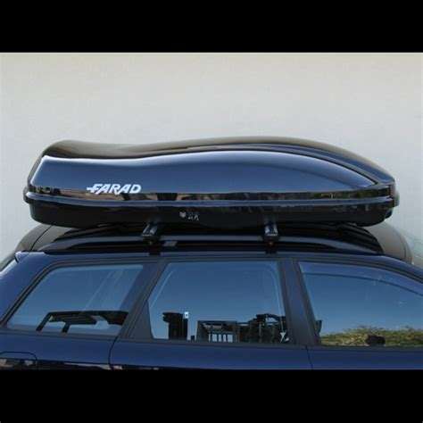 coffre de toit farad marlin f3 680l noir m 233 tallis 233