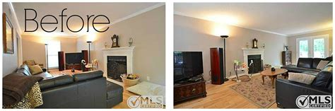 arranging furniture with a corner fireplace awkward