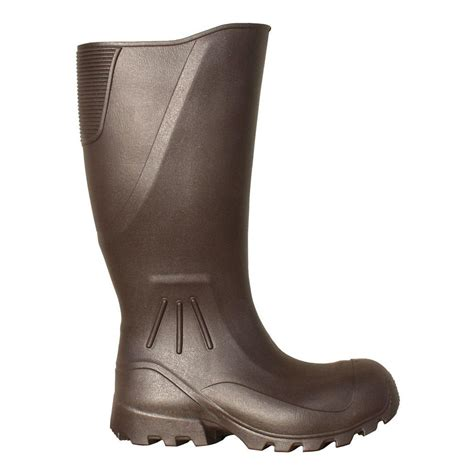 Rubber Boots Home Depot by West Chester Black Pvc Boot Size 15 8300 15 The Home Depot