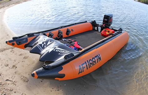 Inflatable Boats Rough Water by Ceasar Thundercat Inflatable Boat Racing Llc