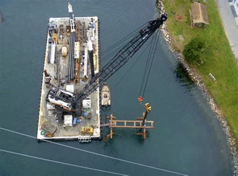 Boating Accident Cape Cod Canal by Tidal Power Test Site Installed In Cape Cod Canal New