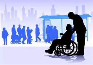 8755833 handicapes graphiques de vecteur en fauteuil roulant silhouettes de personnes m 233 diaticap