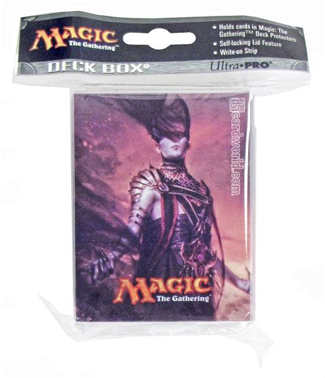 ultra pro magic the gathering ashiok nightmare weaver deck box da card world