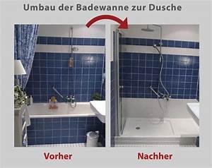 Umbau Wanne Zur Dusche : ihre dusche wird ebenerdig mit dem produkt wanne zur dusche ~ Markanthonyermac.com Haus und Dekorationen